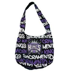 Sacramento Kings Robin-Ruth Round Shoulder Bag is complete with a Robin-Ruth Certificate of Authenticity for this high quality bag with contrasting liner and one zippered pocket. Very high quality canvas bag. Sacramento Kings, Authenticity, Certificate, Robin, Fans, Reusable Tote Bags, Shoulder Bag, Pocket, Fashion