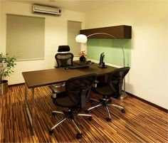 M & M Connect office interiors, Bangalore -SAVIO and RUPA Interior Concepts Bangalore M Office, Cool Office, Office Spaces, Residential Interior Design, Interior Design Companies, Modern Interior, Interior Concept, Office Interiors, Connect