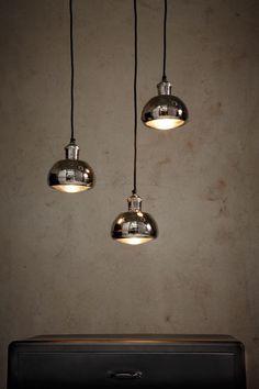 Moto pendant light