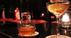 The Bar With No Name or 69 Colebrooke Row, Avignon and a Woodland Martini