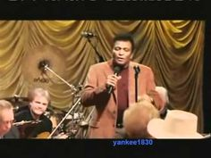 Charlie Pride with Don Helms - Your Cheating Heart - YouTube