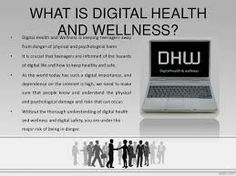 What digital health and wellness is about?