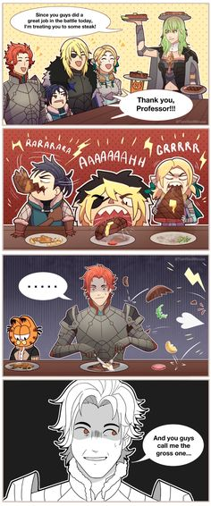 See more 'Fire Emblem: Three Houses' images on Know Your Meme! House Funny, Table Manners, Fire Emblem Games, Fire Emblem Characters, Blue Lion, Lyric Art, Video Game Art, Funny Games, Manga