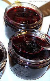 Cooking With Mary and Friends: Triple Berry Grand Marnier Jam Jelly Recipes, Jam Recipes, Canning Recipes, Canning Tips, Cooker Recipes, Nutella Recipes, Wine Jelly, Jam And Jelly, Mary Berry