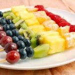Fruit Salad on a Stick
