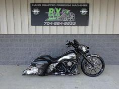 "2013 Harley-Davidson® STREET GLIDE CUSTOM BAGGER - 26"" WHEEL ..."