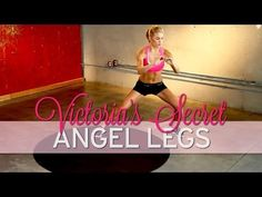 ▶ XHIT: How to Get Legs Like a Victoria's Secret Angel Model - YouTube