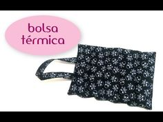 Bolsa térmica com arroz - YouTube