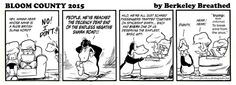 Bloom County 2015 - 21 August 2015