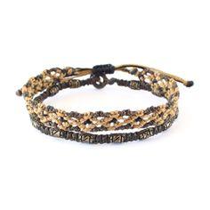 Wakami Men's Kreation - #unisex-armband för både #män och kvinnor - 125:- från #Masomenos