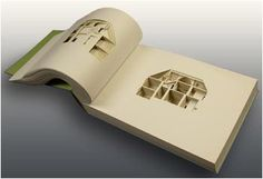 Book carving