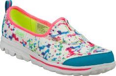 Skechers Girls' GOplay Frisky Slip On Sneaker -- You can find more details by visiting the image link.