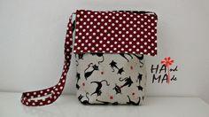 """♥ Dílna Hama ♥: """"Kočičí"""" kolekce tašek"""