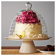 Beehive cake stand