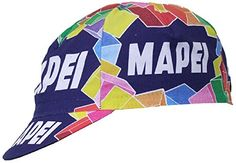 Retro Prestige Team Cycling Caps Mapei    Check out the image by visiting  the link 9cdf39e2fb9f
