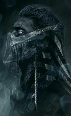 Arte Kombat Mortal, Sub Zero Mortal Kombat, Scorpion Mortal Kombat, Best Gaming Wallpapers, Animes Wallpapers, Hd Cool Wallpapers, Iphone Wallpapers, Gas Mask Art, Masks Art