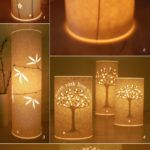 For this project you will need: glass gems hot glue gun mason jars tea light candles or battery operated tea light candles solar jar lids More info and instructions about this great tutorial you can find in the source url - above the photo. diycraftstips.org is a collection of the best and most creative do […]