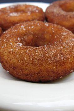 Italian Doughnuts Recipe Made with Pizza Dough, Rolled in Cinnamon and Sugar