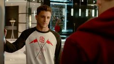 8 & 9 t shirt worn by Misha Gabriel Hamilton in STEP UP ALL IN (2014) #8and9