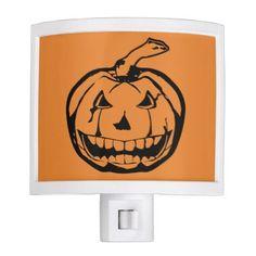 Halloween Pumpkin Night Light - Halloween happyhalloween festival party holiday