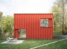 """""""House of Clicks"""" ist das ideale schwedische Durchschnittshaus  Big Data führt bei diesem innovativen Designkonzept zu einer bisher ungekannten Wohnraumidee. Das größte schwedische Immobilienportal Hemnet woll..."""