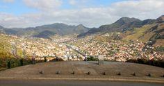 Ilha da Madeira - Machico - Miradouro Francisco Alvares Nóbrega