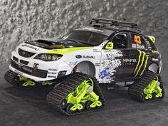 2009 SubaruImpreza WRX STi TRAX