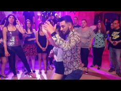 Daniel Bachata Dance ISrael congress - YouTube