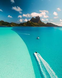 Bora Bora is an absolute dream naturenumb for more!Tag someone that should see this! Photography by karl_shakur Pierre Lesage michutravel - travelpronto for amazing travel destinations Vacation Places, Vacation Destinations, Dream Vacations, Vacation Spots, Places To Travel, Places To Visit, Vacation Ideas, Jamaica Vacation, Romantic Vacations