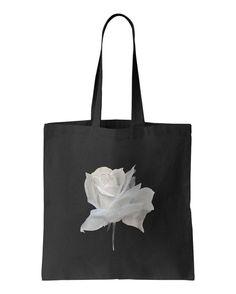 Craie et charbon de bois de Rose sac par ChalkandCharcoalShop