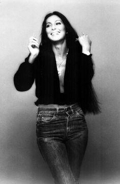 Cher Smiles 1976