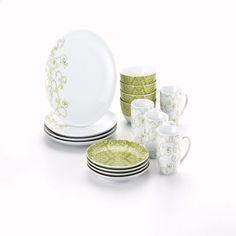 Dinnerware Sets Product | Rachael Ray Dinnerware 16-Piece Dinnerware Set