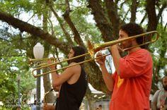 Artistas de rua - Porto Alegre/RS