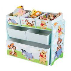 Disney Winnie Pooh Multi Toy Organizer für Spielzeug aus Holz mit Textilschubladen Aufbewahrungsbox mit Schubladen NEU Delta Children's Products http://www.amazon.de/dp/B00A3T9LSA/ref=cm_sw_r_pi_dp_c1INvb09W0NZ4