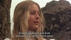 Picnic at Hanging Rock Peter Weir 1975 #cinema #quotes #writing #flowoftime