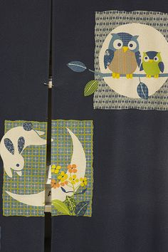 暖簾 / Curtain