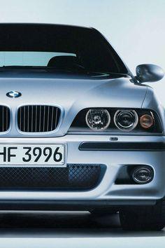 The BMW E39 M5 #cars