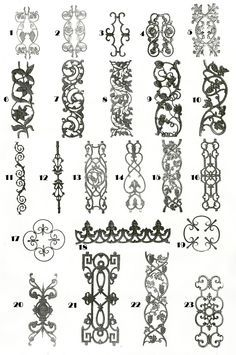 Image result for iron fence gate designs