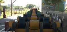 abandoned theme park, Rio de Janeiro