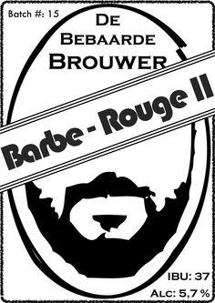 Barbe-Rouge II is een American Amber Ale. Roodkoper van kleur, fris hoppig met een lichte toets van caramel. Door de mooie balans tussen het bitter van de hop en het lichte zoetje van de caramelmouten, maakt het een heerlijke dorstlesser.