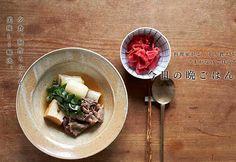 【下仁田ねぎと牛肉の山椒煮】優しいダシでトロトロに煮た下仁田ねぎの上品な甘みが絶品。山椒の香りとほのかな刺激があと引く美味しさ!
