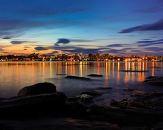 South Portland, Maine | Benjamin Williamson