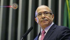 "Brasil: Novo ministro do STF terá ""perfil similar"" ao de Teori, diz Padilha. O ministro da Casa Civil, Eliseu Padilha, disse hoje (2) que o presidente Miche"