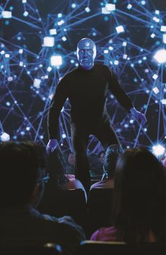 See the best new bits of the Blue Man Group.
