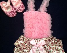 baby girl first birthday cheetah theme - Google Search
