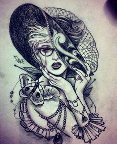 Sake Tattoo Crew - Ink Art Studio in Athens Tattoo Video, Tattoo Blog, Love Tattoos, Beautiful Tattoos, Tatoos, Tattoo Sketches, Tattoo Drawings, Tattoo Art, Sketch Drawing