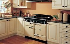 AGA Legacy vintage inspired stove
