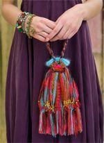Louisa Harding accessories patterns