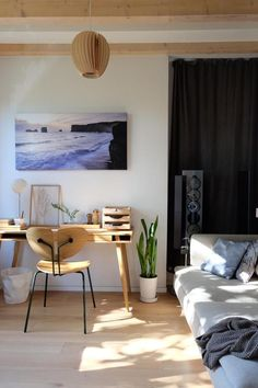 Holzbalkendecke, Ein Paar Vintage Elemente Und Viel Sonnenlicht! #living # Wohnen #