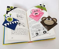 Mafer's Creations: MARCA LIBROS INFANTILES